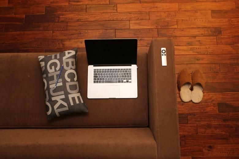 home office ordenado